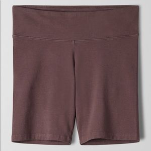 Pants - COTTON BIKE SHORTS FROM ARITZIA